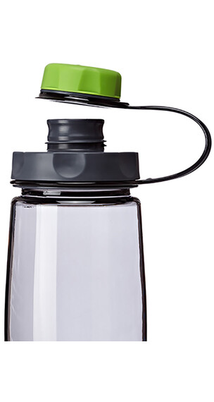 humangear capCAP Wide Mouth Bottle Accessorie 63 mm black/grey